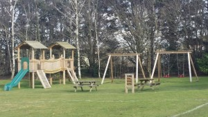 Everyone welcome,we are a family club,loads of outside space and play area for the kids.